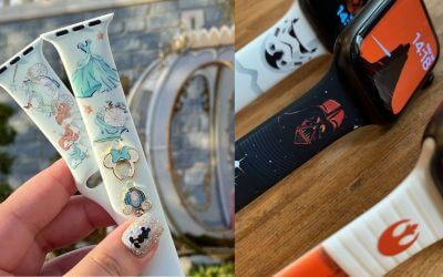 Disney Themed Apple Watch Bands