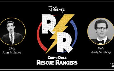 Disney's Chip 'N' Dale: Rescue Rangers Starts Filming