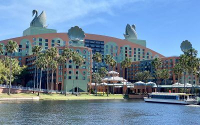 Review: Walt Disney World's Swan and Dolphin Resort
