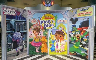 Disney Junior Play n' Dine Character Breakfast Returns to Hollywood & Vine
