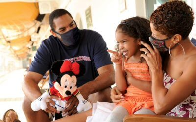 Disney Cruise Line Offers UK Residents a Staycation Aboard the Disney Magic