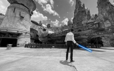 Josh D'Amaro Teases Disney Parks Will Soon Sell A Working Retractable Lightsaber
