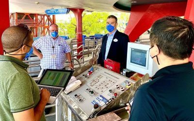 The Tomorrowland Transit Authority PeopleMover Will Open THIS WEEKEND