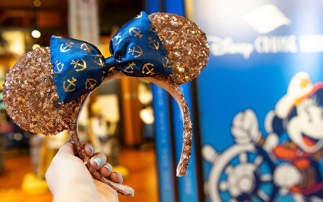 A New Disney Cruise Line Pop-Up Shop Is Now Open at Disney Springs