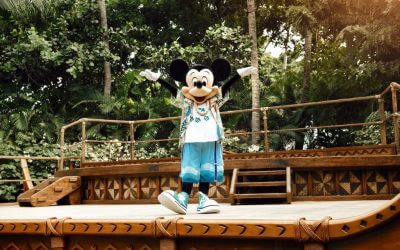 Aulani Resort's Character Breakfast Returning to Makahiki Restaurant on May 7th