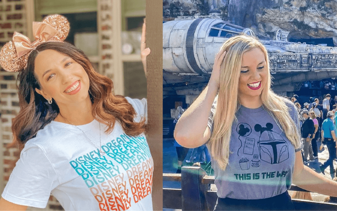 Stylist Recommended Products for Days at the Parks in Florida Humidity