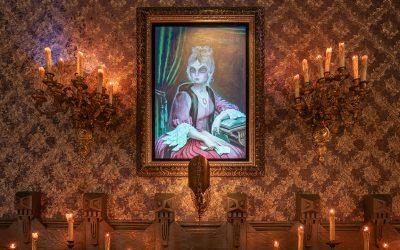 Haunted Mansion at Disneyland Park Home Improvements