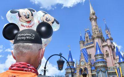 Man Runs 2,761-Miles from Disneyland to Walt Disney World Resort for Type 1 Diabetes Awareness
