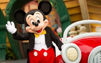 Disneyland Will Open With Distanced Character Meets, Just Like Walt Disney World