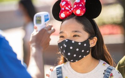 Walt Disney World to Stop Temperature Screening for Guests & Cast Members