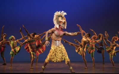 Disney on Broadway Announces Return Dates for THE LION KING and ALADDIN