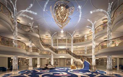 Disney Cruise Line Announced a New Wedding Venue Aboard the Disney Wish