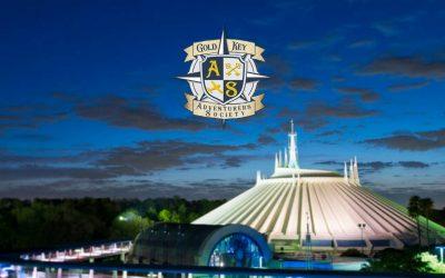 Gold Key Adventurers Society Podcast: Tour of Tomorrowland in Walt Disney World's Magic Kingdom