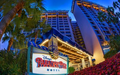 Disney's Paradise Pier Hotel Reopening June 15th