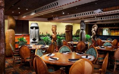 NEW Dining Reopening's, Including 'Ohana & Lamplight Lounge Announced
