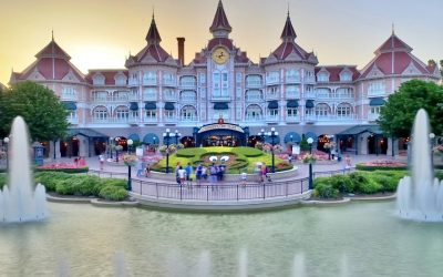 Disneyland Paris Resort Reopens Today