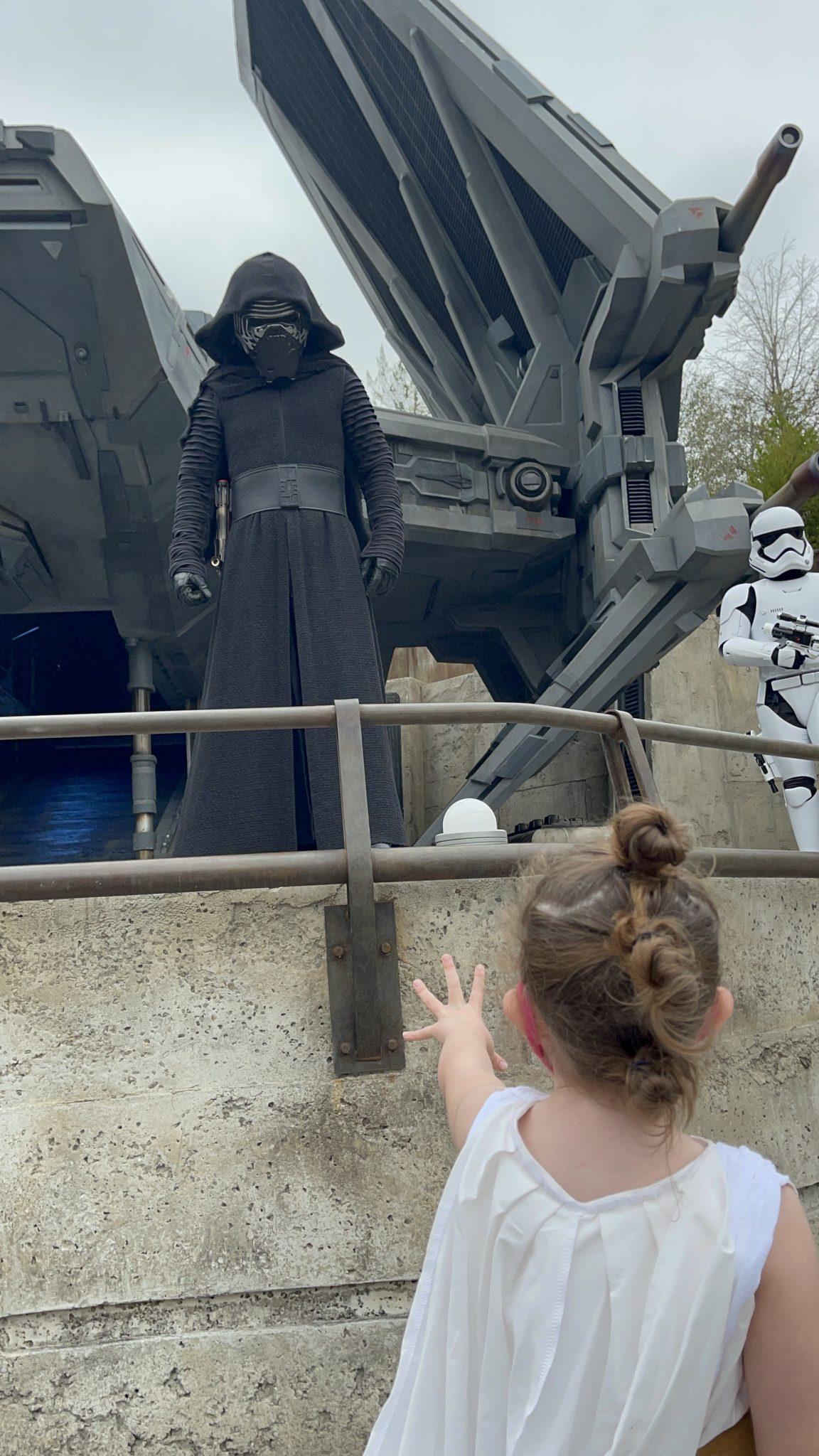 Characters at Disney's Hollywood Studios