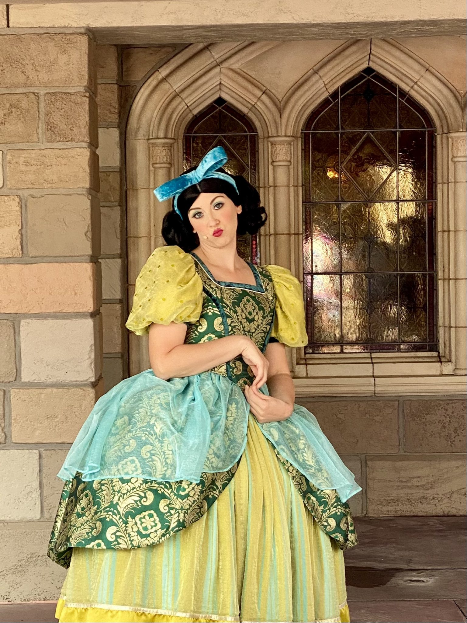 Where Can You Disney Characters at Walt Disney World Now- Princesses