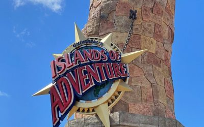 Visiting Universal's Islands of Adventure with Kids – A Complete Guide