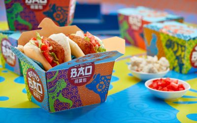 """Universal Orlando To Open """"Bend the Bao"""" A New Asian Fusion Quick Service Food Venue"""