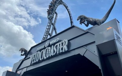 Your Complete Guide to the Jurassic World VelociCoaster