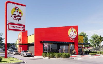 Chicken Guy! Coming to Winter Park in Late Summer 2021