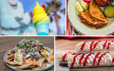 Disneyland Resort Announces the Reopening of Dining Locations and Releases These New Menus!