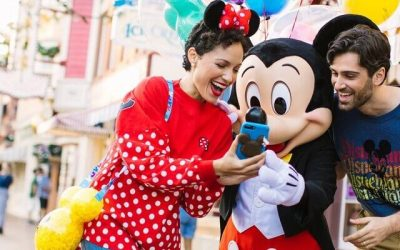 Disneyland Lifts Face Covering Requirement Beginning June 15th