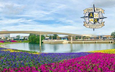 Gold Key Adventurers Society Podcast: Draft Day Part 2:Disney Theme Park Lands