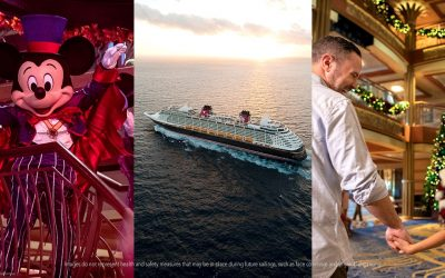 Fall 2022 Disney Cruise Line Itineraries Released