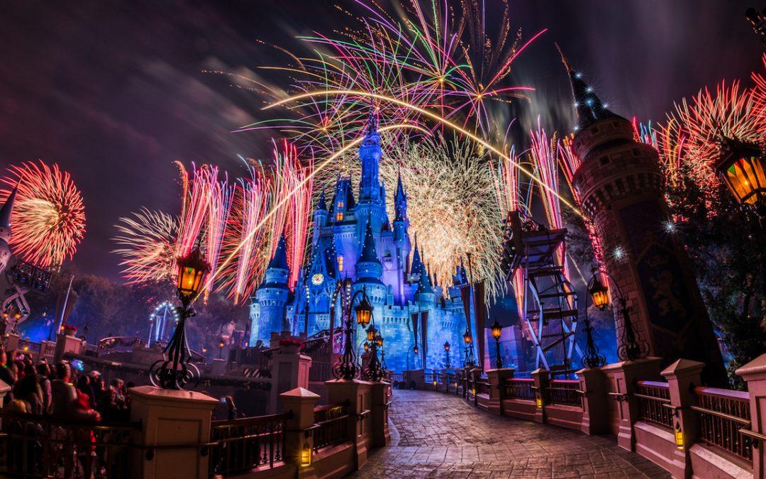 Fireworks at Walt Disney World – The Complete Guide