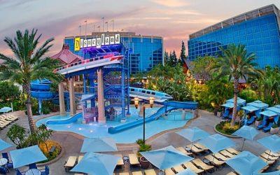 New Disneyland Disneyland Hotel and Disney's Grand Californian Resort & Spa Promotion