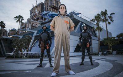 Encounter Loki and the Minutemen at Avengers Campus and New Loki Treats at Disney Springs