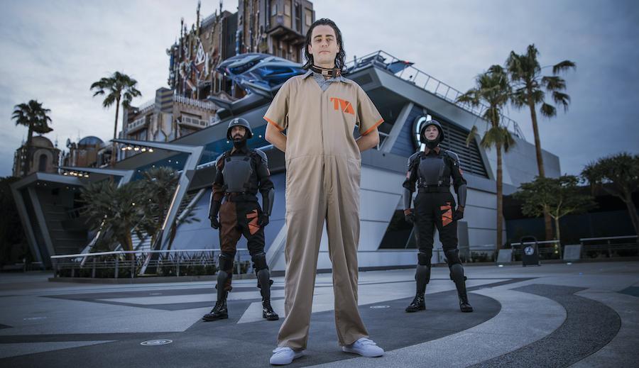 Encounter Loki and the Minutemen at Avengers Campus in Disney California Adventure Park