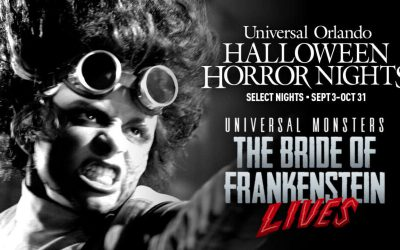 More Haunted Houses Announced for Halloween Horror Nights