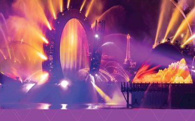 Disney Shares a Video Look at Harmonious