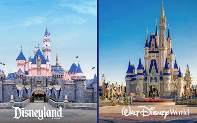 Disneyland and Walt Disney World Return to Requiring Masks Indoors