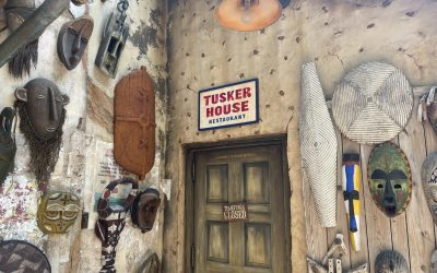 Review: Lunch at the Tusker House