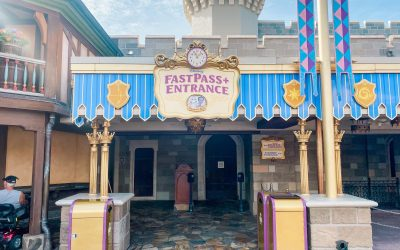 6 Reasons Why You Might See People in the FastPass Line