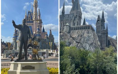 Universal Orlando and Walt Disney World: Your Guide to a Split Stay Vacation