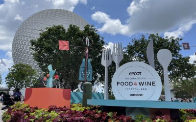 Review: 2021 EPCOT International Food & Wine Festival