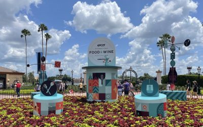 6 Great Things to do at the Epcot International Food and Wine Festival