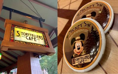 Mickey's Tales of Adventure Breakfast to Return to Storytellers Cafe at Disney's Grand Californian Hotel