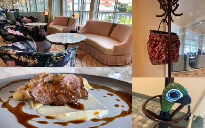 Citrico's is Back at Disney's Grand Floridian Resort!