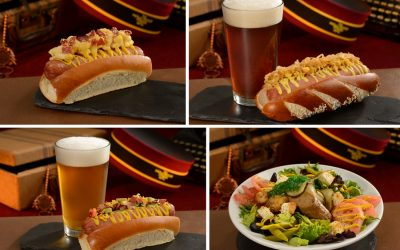 Disney's Hollywood Studios New Menu Offerings at Star Wars: Galaxy's Edge, Fairfax Fare, and More!