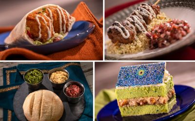 2021 EPCOT International Food & Wine Festival Kitchen Menus Announced