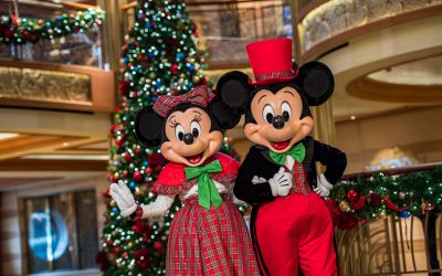 Very Merrytime Cruises Are Back This Winter on Disney Cruise Line