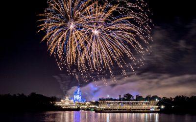 Disney World Fireworks Cruises Are Back