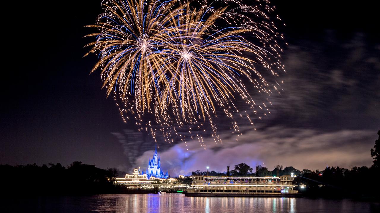 disney fireworks cruise