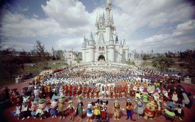 Five Decades of Magic at Walt Disney World Resort
